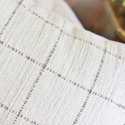 Tan & Creme Plaid Pillow Cover - Check Pillow Cover -Taupe Creme Pillow - Throw Pillow - Ivory W   Etsy (US)