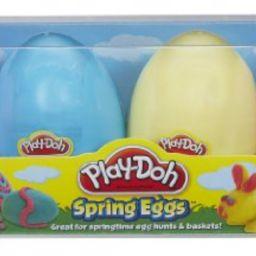 Play-Doh Eggs - 4 Count   Amazon (US)