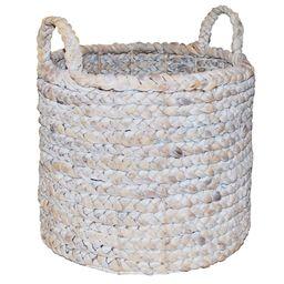 "16""""x14.5"""" Decorative Basket White - Threshold | Target"