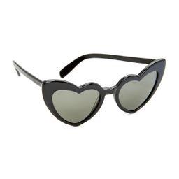 Saint Laurent SL 181 Lou Lou Hearts Sunglasses   Shopbop