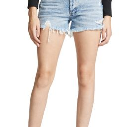 AGOLDE Parker Vintage Loose Fit Cutoff Shorts | Shopbop