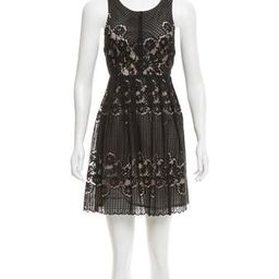 Free People Lace Sleeveless Dress   The Real Real, Inc.