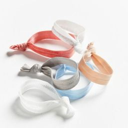 Yoga Ponytail Holder Set - Novelty One Size at Urban Outfitters | Urban Outfitters US