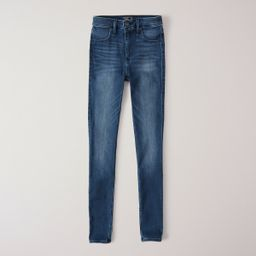 High Rise Jean Leggings | Abercrombie & Fitch US & UK