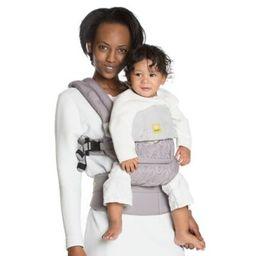 Líllébaby® Complete™ Embossed Luxe Baby Carrier in Pewter   buybuy BABY