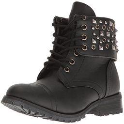Gia-Mia Dancewear Kids' Big Girl's Convertible Combat Fashion Boot   Amazon (US)