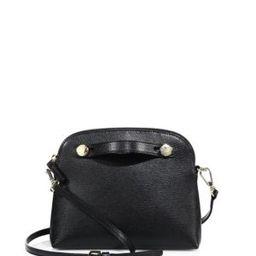 Piper Mini Saffiano Leather Crossbody Bag | Saks Fifth Avenue