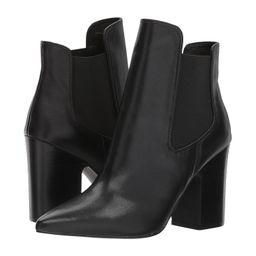 Kristin Cavallari - Starlight (Black Smooth) Women's Dress Boots | Zappos