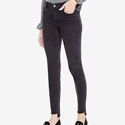 Ann Taylor Step Hem All Day Skinny Jeans in Sienna Wash   Ann Taylor (US)