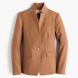 https://www.jcrew.com/womens_category/blazers/regent/PRDOVR~B0323/B0323.jsp?color_name=warm-camel | J.Crew US