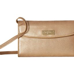 Lilly Pulitzer - Bahama Crossbody (Gold Metallic) Cross Body Handbags | Zappos