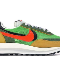 Nike LD Waffle Sacai Green Multi   StockX