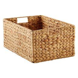 Water Hyacinth Bin   The Container Store