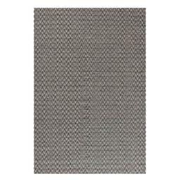 Linie Charles Rug, Black  and  White, 160x230 cm | Houzz UK