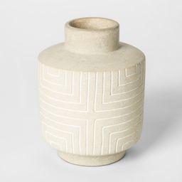 Vase - Beige - Project 62 , Gray | Target