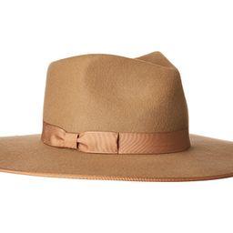 Lack of Color - Teak Rancher Wool Felt Fedora (Light Brown) Fedora Hats   Zappos