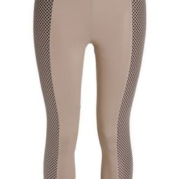 Koral Woman Mesh-paneled Stretch Leggings Beige Size S | The Outnet US