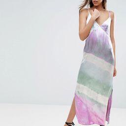 ASOS Tie Dye Cami Maxi Dress - Multi | ASOS UK