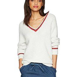 Velvet by Graham & Spencer Women's Simona Vneck Sweater | Amazon (US)