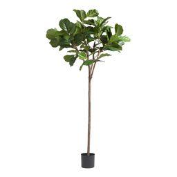 Faux Fiddle Leaf Fig Tree by World Market | World Market