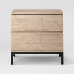 Loring Nightstand Vintage Oak - Project 62 | Target