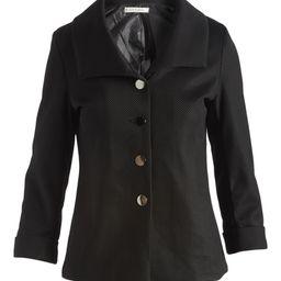 Black Norfolk Blazer - Women | zulily