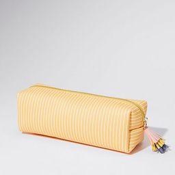 LOFT Striped Makeup Bag | LOFT