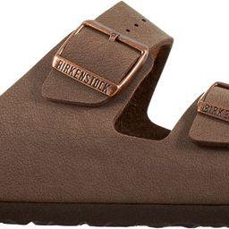 Birkenstock Women's Arizona Birkibuc Sandals, Size: 7.0, Brown | Dick's Sporting Goods