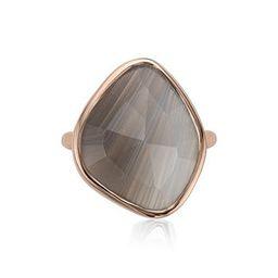 Women's Monica Vinader Siren Nugget Semiprecious Stone Ring | Nordstrom