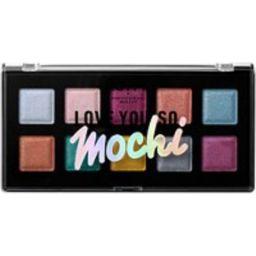 NYX Professional Makeup Love You So Mochi Electric Pastels Eyeshadow Palette   Ulta
