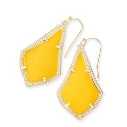 Alex Earrings in Yellow | Kendra Scott