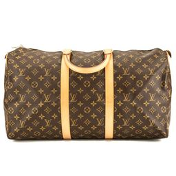 Louis Vuitton Keepall Monogram (Without Accessories) 50 Brown   StockX