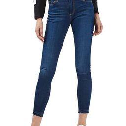 Women's Topshop Leigh Released Hem Skinny Jeans | Nordstrom