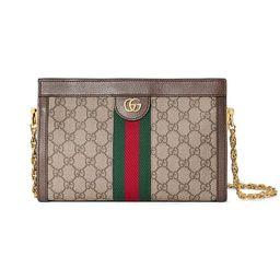 Gucci Ophidia GG small shoulder bag - Neutrals | FarFetch US