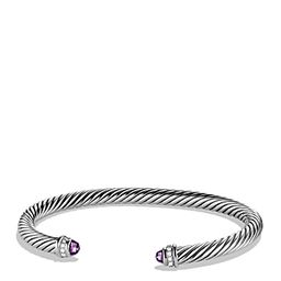 David Yurman Cable Classics Bracelet with Amethyst and Diamonds | Bloomingdale's (US)
