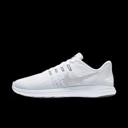Nike Flex 2017 RN Women's Running Shoe Size 5.5 (White)   Nike (US)