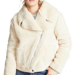 MINKPINK Let's Go Sherpa Jacket   Shopbop