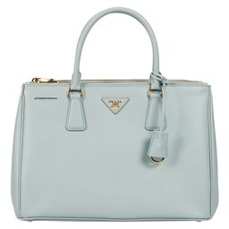 Astral Blue Leather Tote   zulily