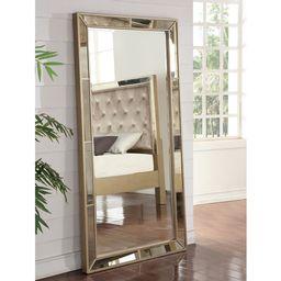 Abbyson Chateau Floor Mirror | Overstock