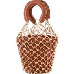 Staud 2017 Moreau Bucket Bag beige Staud 2017 Moreau Bucket Bag   The RealReal