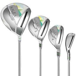 TaylorMade Women's Kalea Complete Golf Set   Amazon (US)