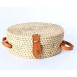 Plain Round Rattan Bag, Indonesian bag, woven bag, basket bag, Bali bag, Crossbody Straw  Boho Bag, purse  for Women | Etsy (US)
