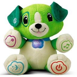 LeapFrog My Pal Scout Toy   Zulily