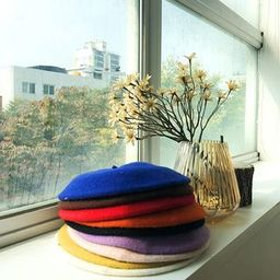 Colored Beret | YesStyle Global