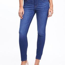 Mid-Rise Rockstar Skinny Jeans for Women | Old Navy US