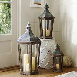 Park Hill Lantern | Pottery Barn (US)