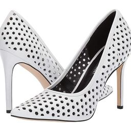 Nine West Translate Pump (White) Women's Shoes | Zappos