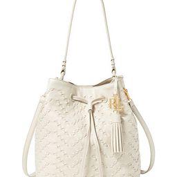 Lauren Ralph Lauren Stitched Debby Drawstring Bag   Macys (US)