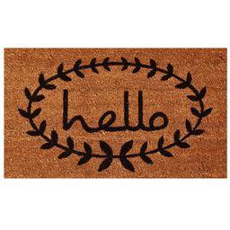 Sulema Hello Doormat   Wayfair North America