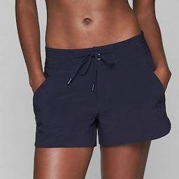 Athleta Womens Hudson Boardshort Navy Size 0   Athleta